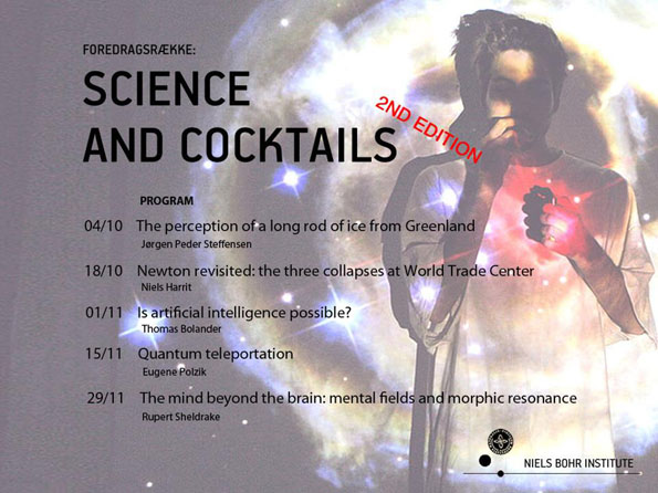 Science and Cocktails program 2011