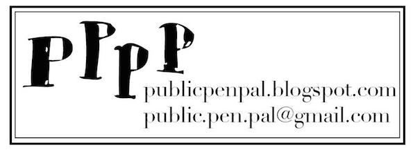 Public Pen-pal project